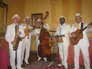 Groupe Jazz des îles