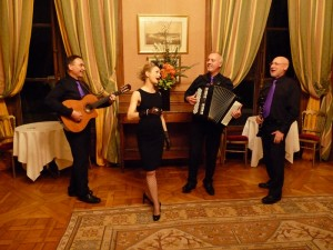 Groupe chansons swing