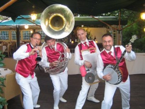 Groupe jazz new orleans