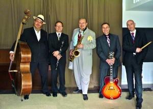 Groupe jazz swing classics